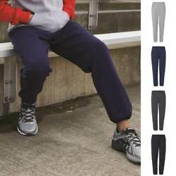 Russell Athletic Dri Power Closed Bottom Sweatpants With Pockets - 029hbm
