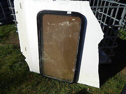 Rv Window 24x42 Fixed No Trim Rings Tinted/safety Glass 397