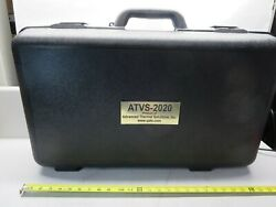 Advanced Thermal Solutions Atvs 2020 Automatic Temperature Velocity Scanner
