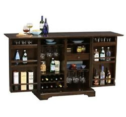 Howard Miller Benmore Valley Wine And Home Bar Cabinet 695-124 W/ Free Shipping