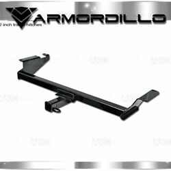 Fits 08-16 Chrysler Town And Country Class 3 Trailer Hitch Black