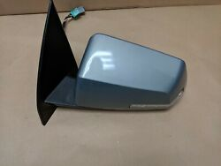 ✅ 07-14 Acadia Traverse Outlook POWER HEAT Side View Mirror Left DRIVER Turn OEM
