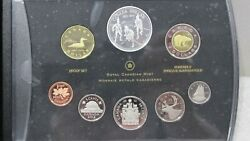 2012 Royal Canadian Mint Proof Coin Set