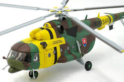 Jc Wings 1/72 Mi-17 Hip Helicopter 0826 Slovak Air Force 1st Training And Sar