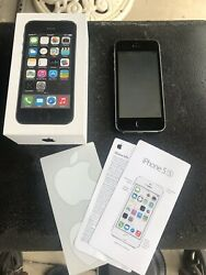 Apple Iphone 5s - 32gb - Space Gray Atandt A1533 Gsm