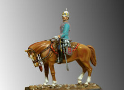 British Officer Of 3rd Madras Light Cavalry Painted Toy Soldier Pre-sale | Art