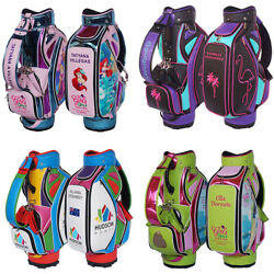 CUSTOMIZED JUNIOR GOLF BAG PERSONALIZED KIDS GOLF BAG - Design Your Own $869.00