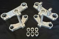 Gs1000 Triple Clamps Cooley Gs1100 Vintage Marvic Elr Superbike Xr69 Dymags