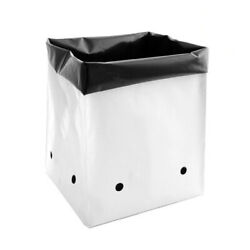 Digital Grow Plastic Grow Bags Poly Plant Pots Soil Root Containers Pe Grow Bag