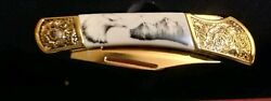 Falkner Knife - Bald Eagle - American Wildlife Collection By American Mint.