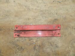 Gravely 810 Garden Tractor Gas Tank Straps-used