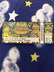 Phish Fridge Magnet From Alpine Valley East Troy Elkhorn Wi 2019 Sold Out