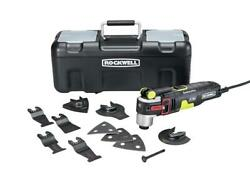 Rockwell Rk5151k 4.2 Amp Sonicrafter F80 Oscillating Multi-tool With Duotech...