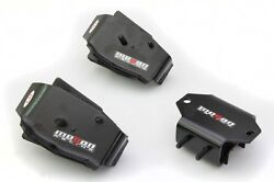 Megan Engine Motor/tranny Mounts For 89-98 Nissan 240sx S13 S14 Silvia M/t Only