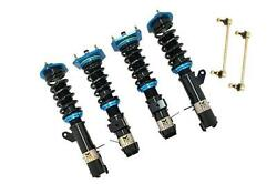 Megan Ez Ii Series Coilover Damper Kit For 86-89 Toyota Mr2 W10 4a-ge 4a-gze 4a