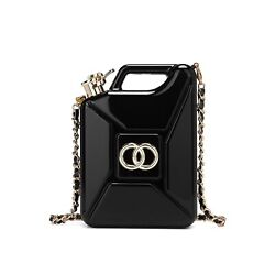Hearty Trendy Gas Can Style Fashion Clutch Bag Shoulder Bag Cute and Unique $25.00