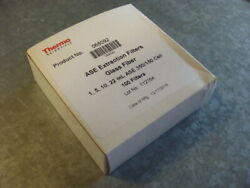 New Dionex Extraction Filters 1,5,10, And 22 Ml Cells For Ase 150/350 -pn 068092
