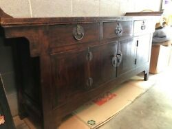 Antique Chinese Sideboard Cabinetandnbsp Really Nice Condition