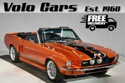 1967 Ford Mustang Eleanor Built on a Schwartz custom chassis!