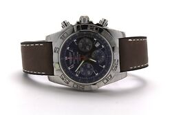 Breitling Chronomat 44 Brow Dial Brow Rubber Limited USA Edition Limited to 100