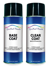 For Honda B552p Balli Blue Pearl Aerosol Paint And Clear Compatible