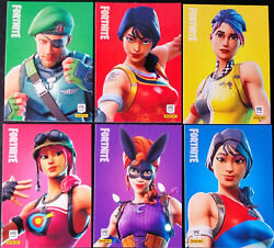 Fortnite Trading Cards Uncommon Cards - You Pick - 99andcent - Free Shipping