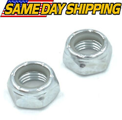2 Pack Lock Nuts For John Deere Replaces Am124359