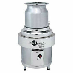 InSinkErator Commercial Garbage Disposer Only 5 HP Lot of 1