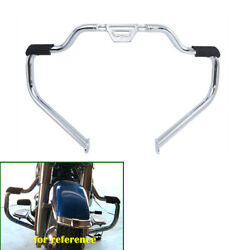 Mustache Engine Guard Bar Fit For Harley Softail Heritage Classic Flhc 18-20