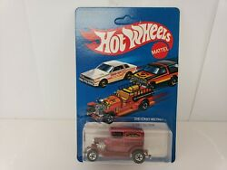 Hotwheels 1981 A-ok Early Times Delivery Rare Mint Card, Kidstoyz® 2021