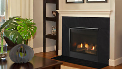 Majestic 32andrdquo Mercury Top / Rear Vent Direct Vent Fireplace Merc32in