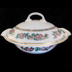 Indian Tree By Royal Grafton Covered Vegetable Bowl 10 New Never Used England