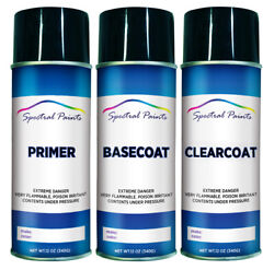 For Mercedes-benz 255 Designo Olie Pearl Aerosol Paint Primer And Clear Compatible