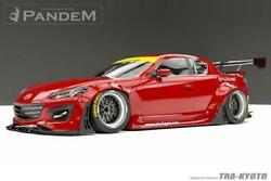 GReddy Pandem for 09-12 Mazda RX-8 Complete Wide Body Aero Kit w/o GT Wing (Spec
