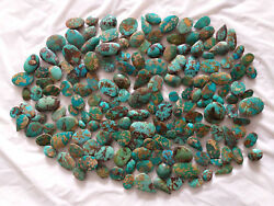 Vintage 500 Grams 100% Natural Persian Turquoise Greenish Color Spider-Web