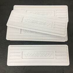 Starcraft Boat Step Pads One Pair