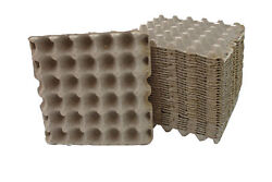 Egg Crates Flats for Feeders Crickets Roaches Crested Geckos Bearded Dragon