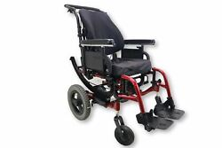 Quickie Iris Tilt-in-space Manual Wheelchair | 17 X 16 Seat | 16 X 21 Back