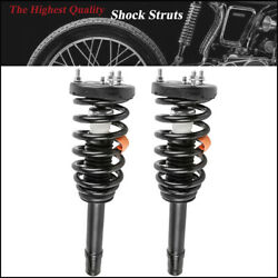 Set Of 2 Front Complete Struts Shock Absorbers For 2006-2010 Hyundai Sonata