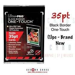 Black Border One Touch Ultra Pro 35pt 1pc Single Case For MLB Baseball Cards