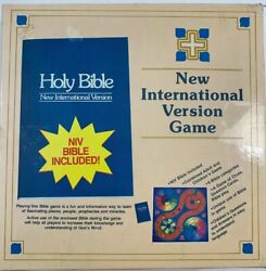 Zondervan New International Version Game, Bible Included, Comes With Instruction