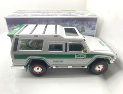 2004 Hess Truck Race Car Sport Utility Vehicle And Motorcycles