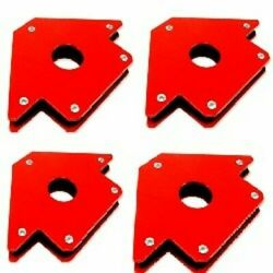 4 X 4 Magnetic Large Welding Magnet Holder For Up To 50lbs 45 90 135 Angles