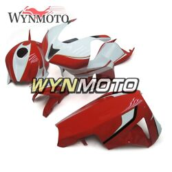 Red White Cowlings For Honda Cbr600rr 2007 2008 Cover Motorcycle F5 07 08 Panels