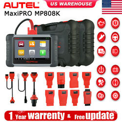 Autel MaxiPRO MP808K ALL System OBD2 Scanners Diagnostic Tools MP808 DS708 DS808