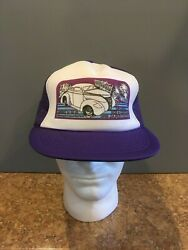 Vintage Wheels Of Time Mesh Hat
