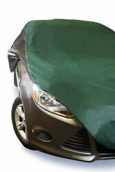 Usa Made Car Cover Green/black Fits Volkswagen Gti 2014 2013 2012 See Chart