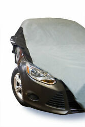 Usa Made Car Cover Gray/black Fits Volkswagen Gti 2014 2013 2012 See Chart
