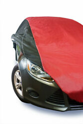 Usa Made Car Cover Red/black Fits Saturn L300 2004 2005