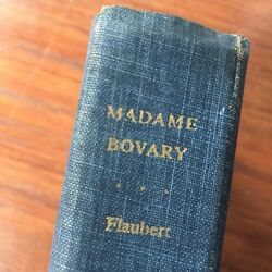 Madame Bovary Life In A Country First American Edition 1949 Vintage